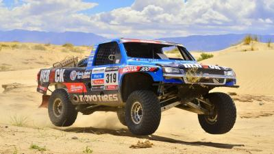 Trophy Truck Desktop Wallpaper 61390