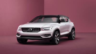 Volvo Concept Wallpaper Background 62017