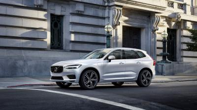 Volvo XC60 Wallpaper Background HD 62016