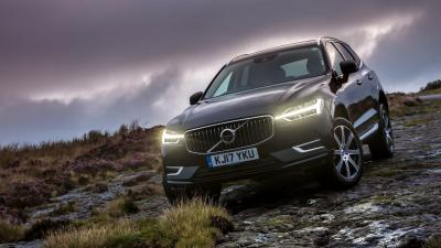 Volvo XC60 Wide Wallpaper HD 62018