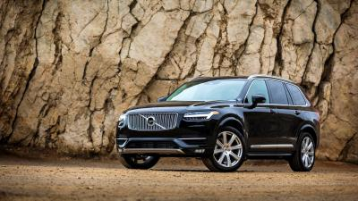 Volvo XC90 Desktop Wallpaper 62019