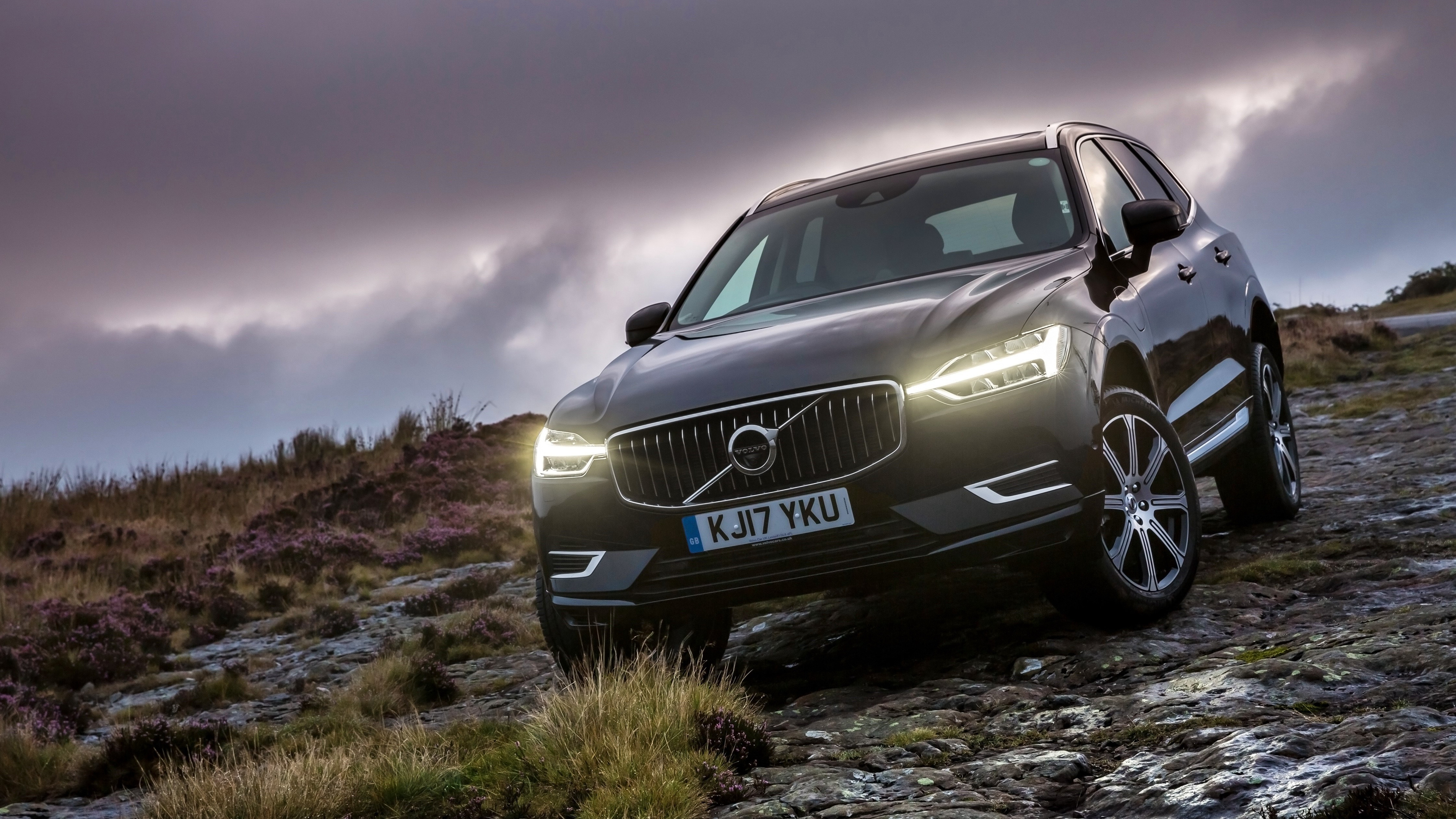 Volvo XC60 Wide Wallpaper HD 62018 3840x2160 px ~ HDWallSource.com