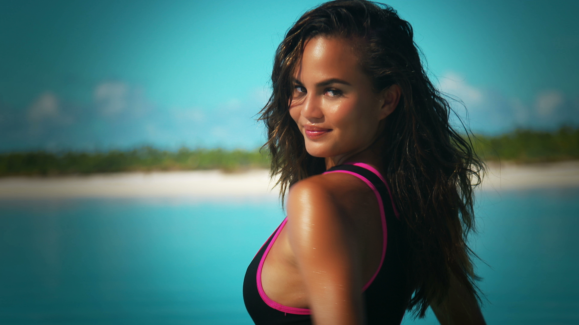 Chrissy Teigen Actress Hotel Transylvania 3 Summer Vacation Chrissy Teigen was born on November 30 1985 in Delta Utah USA as Christine Diane Teigen She is an