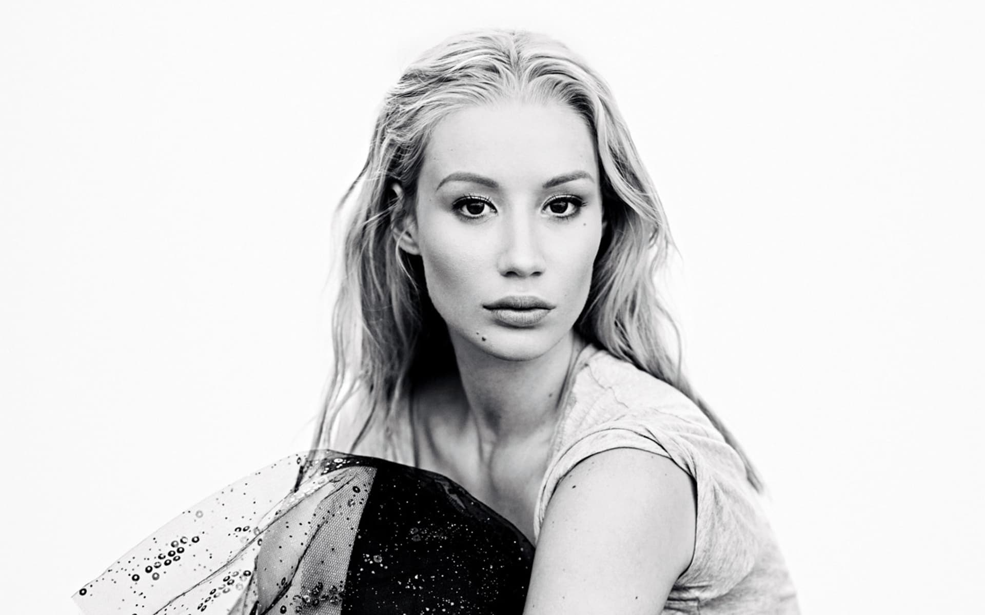 monochrome iggy azalea wallpaper 62193