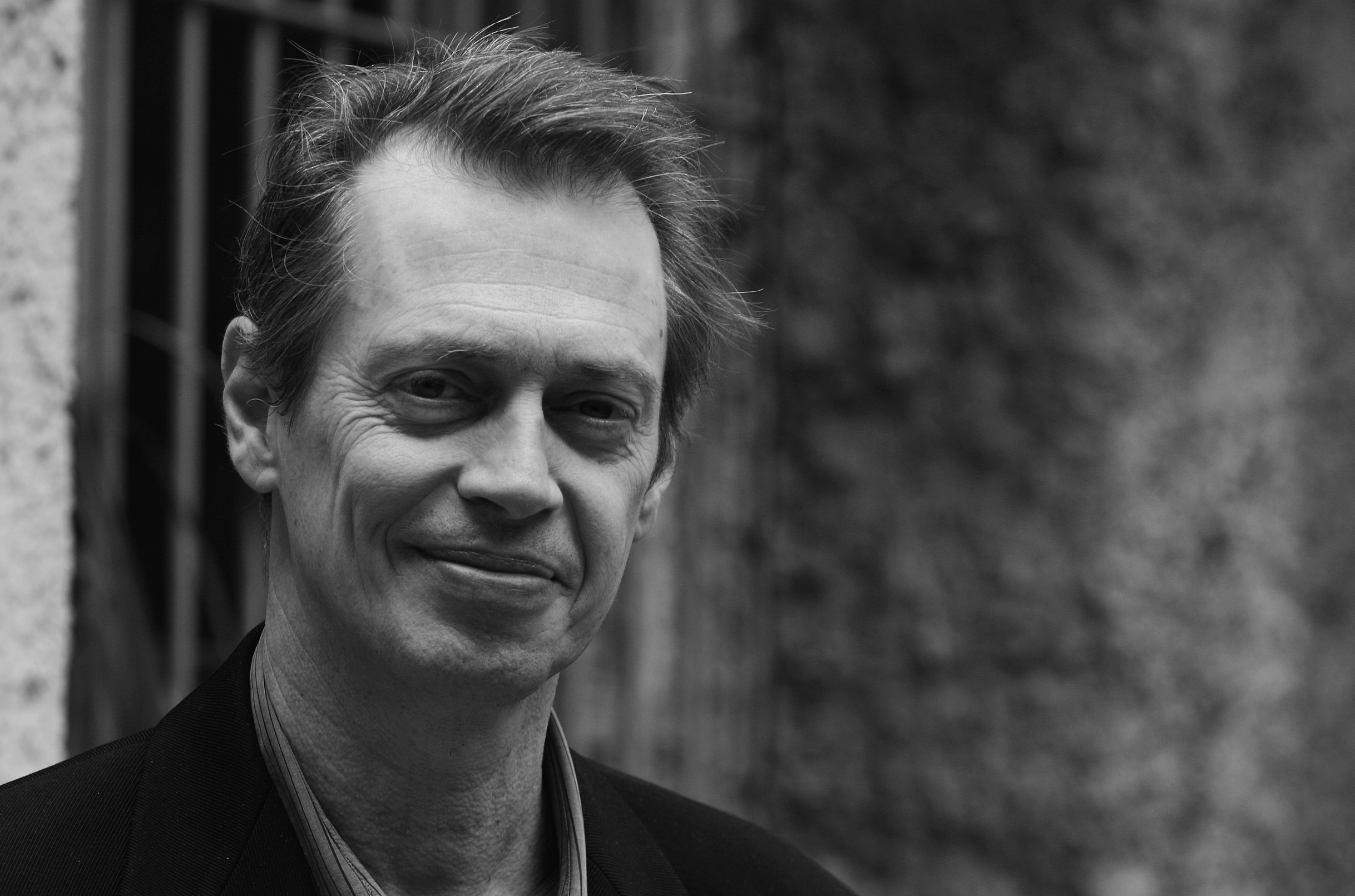 monochrome steve buscemi wallpaper 60835