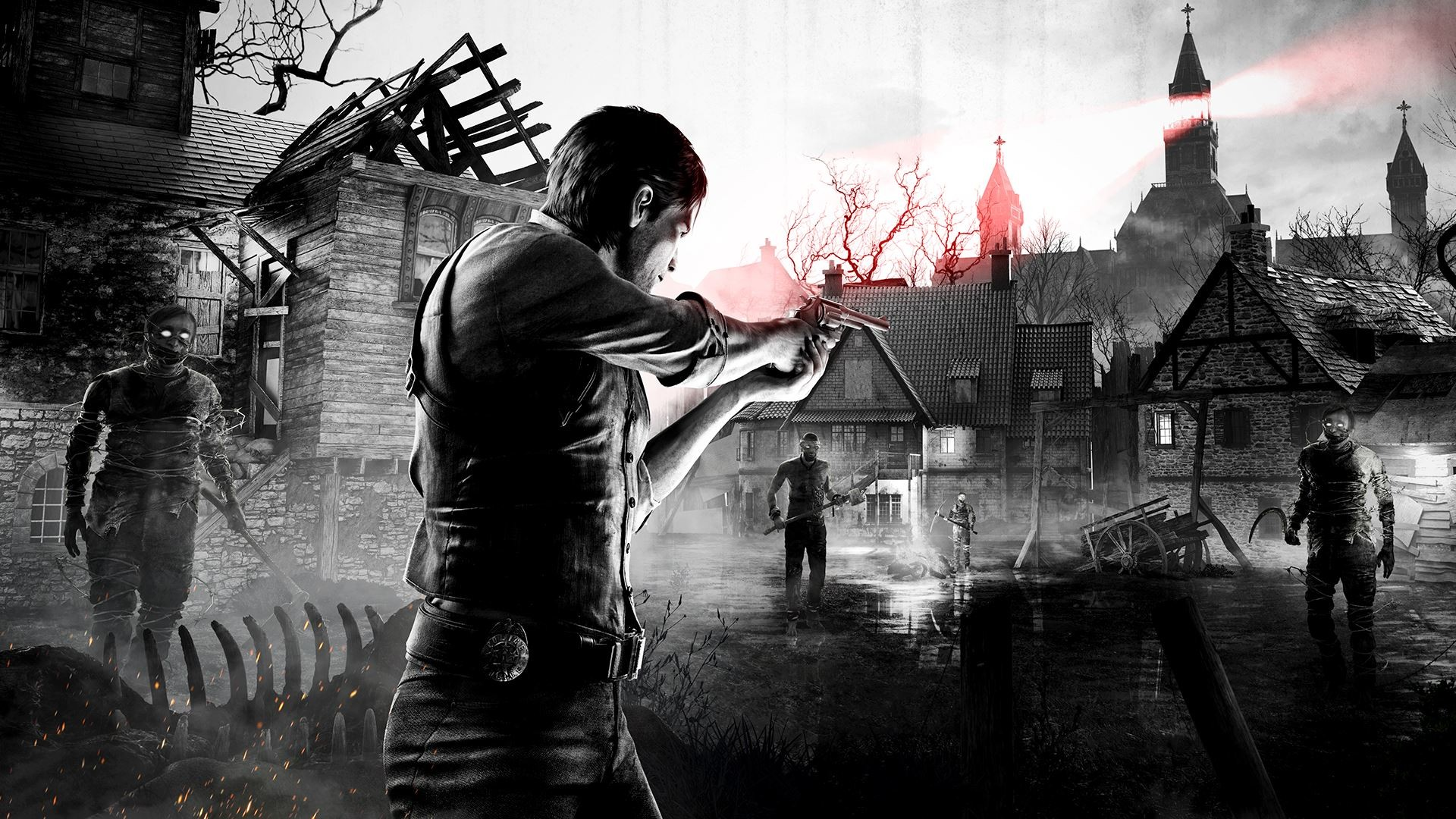 the evil within game wallpaper 61963