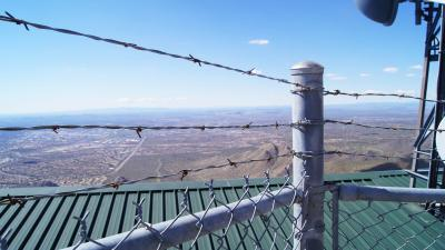 Barbed Wire Fence Up Close Wallpaper 61833
