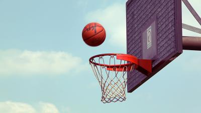 Basketball Hoop Desktop Wallpaper 62141
