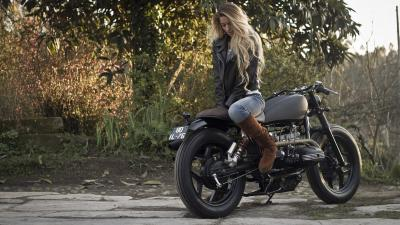 BMW R80 Bike Model Wallpaper 61229