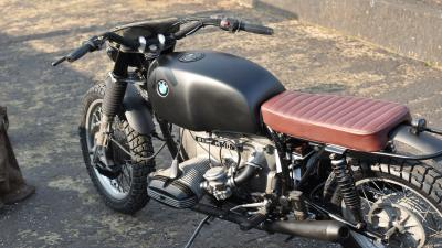 BMW R80 Bike Wallpaper Photos 61228