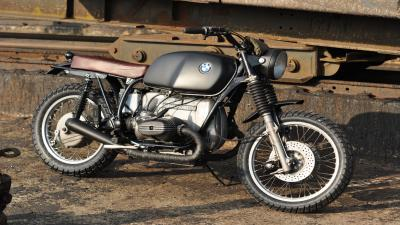 BMW R80 Wallpaper Background 61226