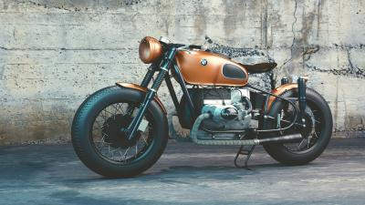 BMW R80 Widescreen HD Wallpaper 61225