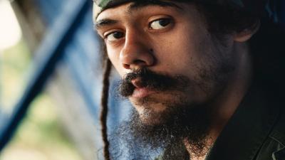 Damien Marley Face Widescreen Wallpaper 59733