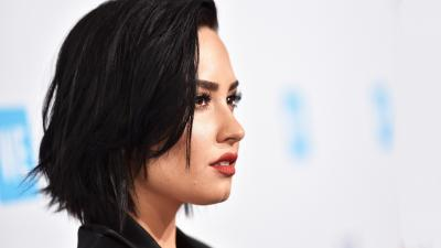 Demi Lovato Face Wallpaper 62204
