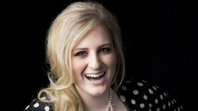 Happy Meghan Trainor Widescreen Wallpaper 59666