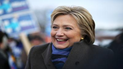 Hillary Clinton Smile Wallpaper 59739