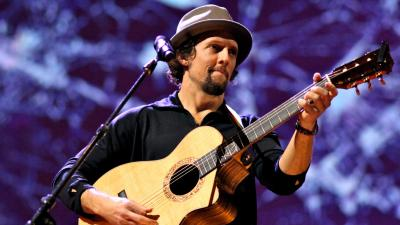 Jason Mraz Performing Wallpaper 59651
