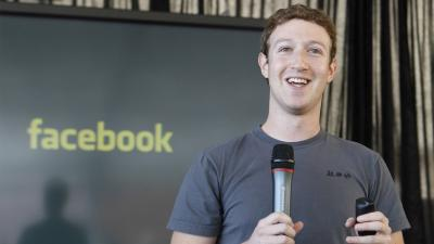 Mark Zuckerberg Smile Wallpaper 59724