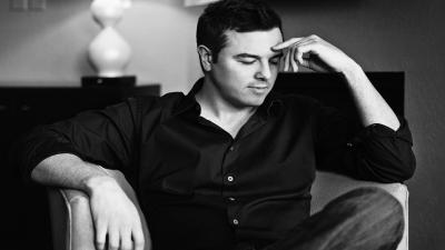Monochrome Seth MacFarlane Wallpaper 60822