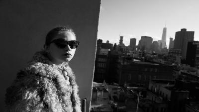 Monochrome Tavi Gevinson Wallpaper 61400
