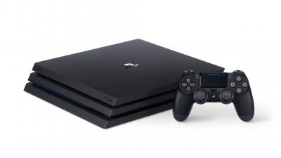 Playstation 4 Pro Desktop Wallpaper 59649