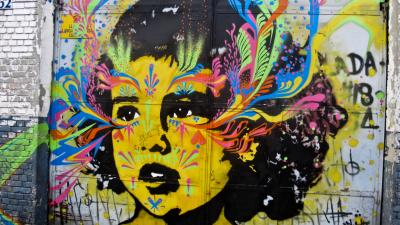 Street Art Wallpaper Background 59659
