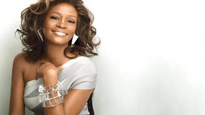 Whitney Houston Smile Wallpaper 59679