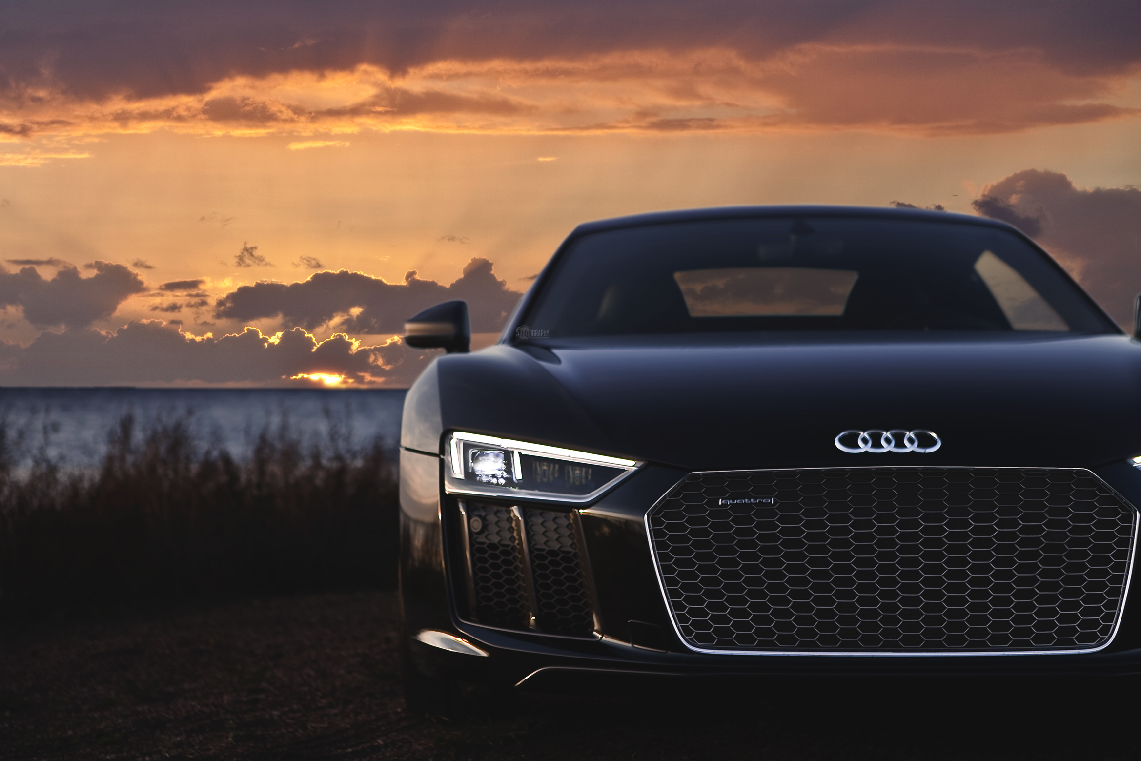 black audi r8 phone - photo #17
