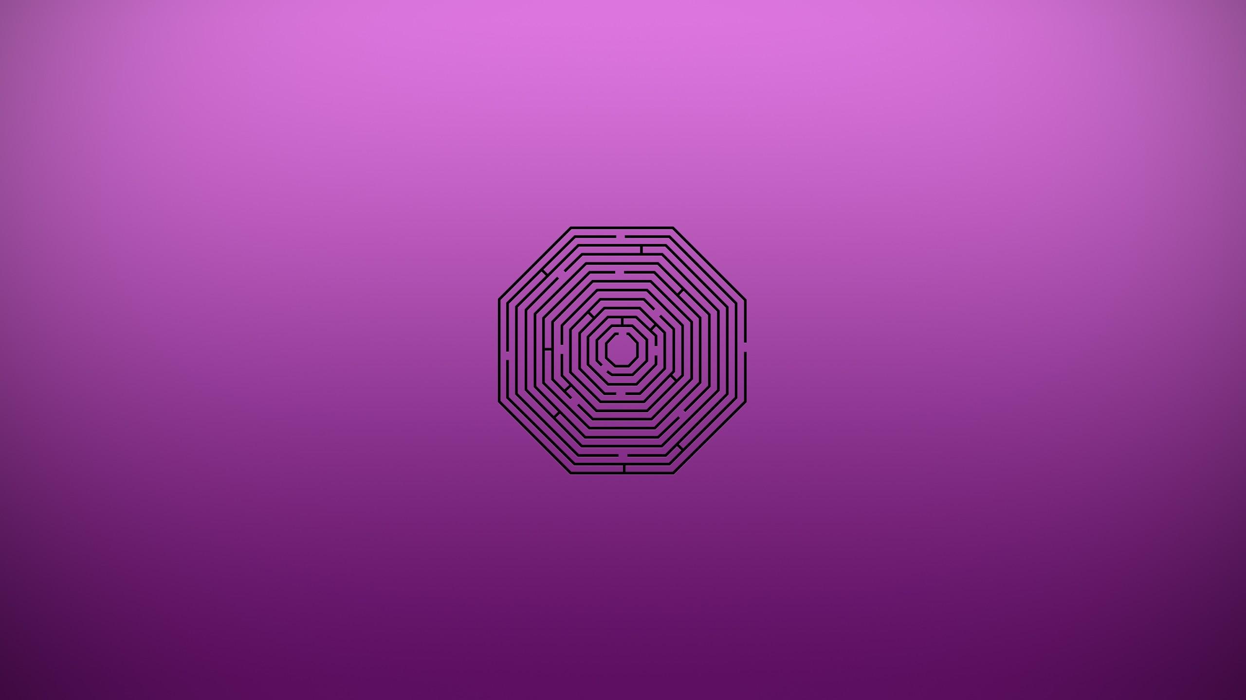 purple maze wallpaper 61183