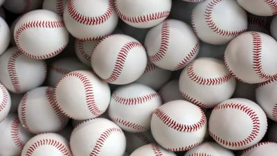 Baseballs Up Close Desktop HD Wallpaper 62220