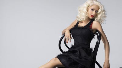 Beautiful Christina Aguilera Wallpaper 59851
