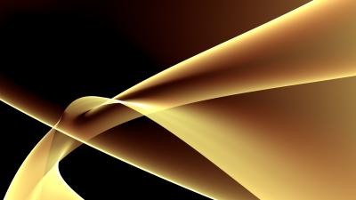 Black and Gold Abstract Desktop Wallpaper 61411