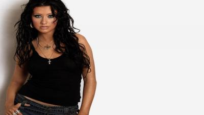 Christina Aguilera Brunette Wallpaper 59847