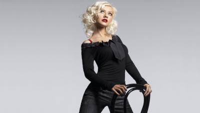 Christina Aguilera Desktop Wallpaper 59837
