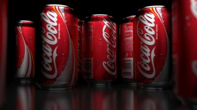 Coca Cola Cans Desktop Wallpaper 61364