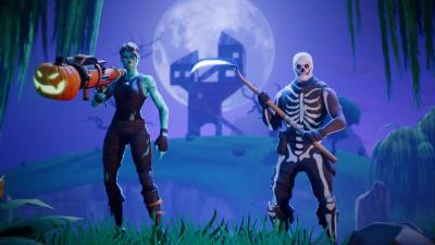 Fortnite Battle Royale Multiplayer Wallpaper 62282