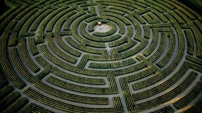 Maze Photography Wallpaper 61186