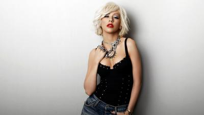 Sexy Christina Aguilera Wallpaper 59841