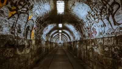 Underground Tunnel Wallpaper Background HD 59761