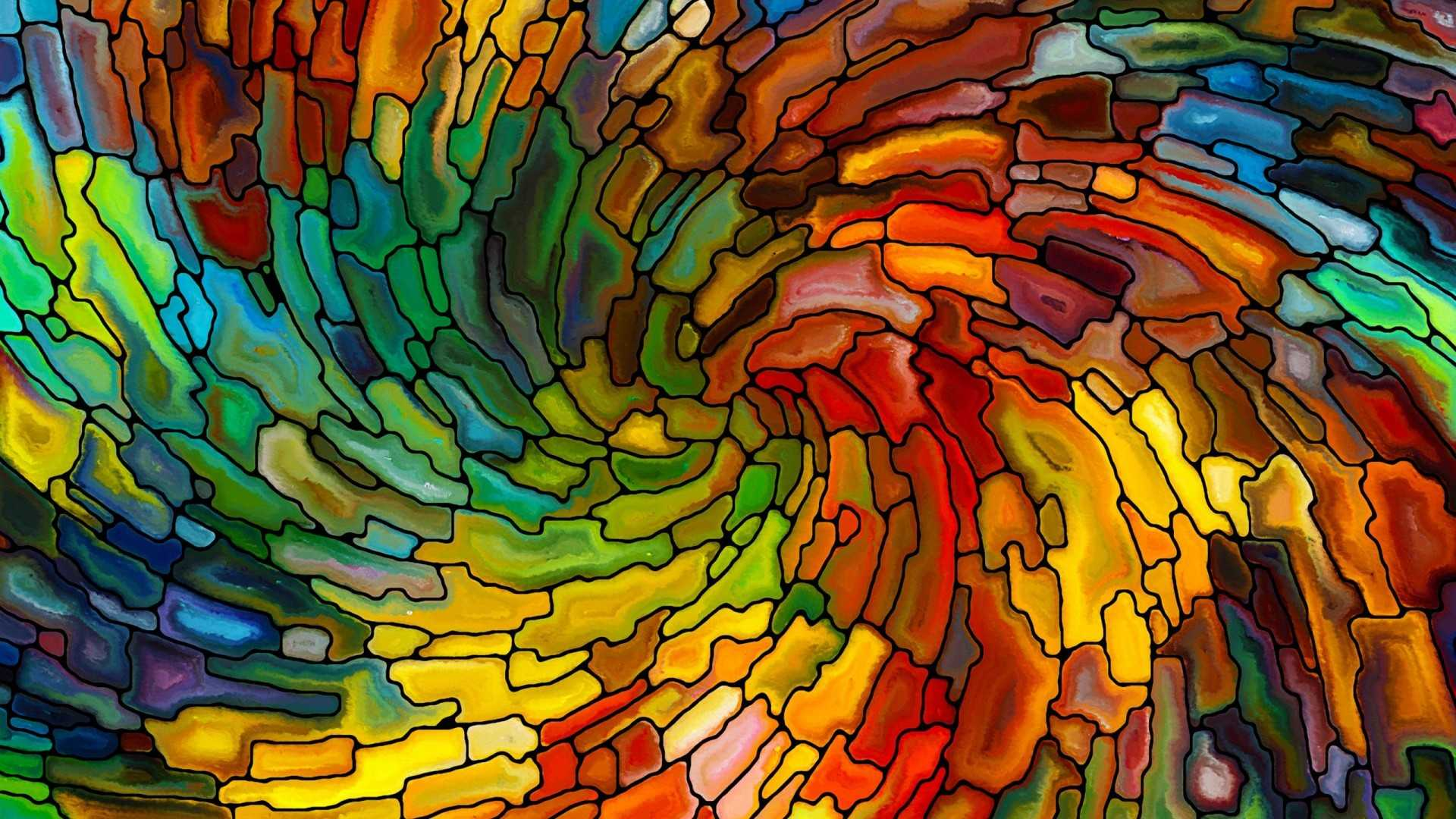 colorful abstract desktop background 61427 1920x1080px