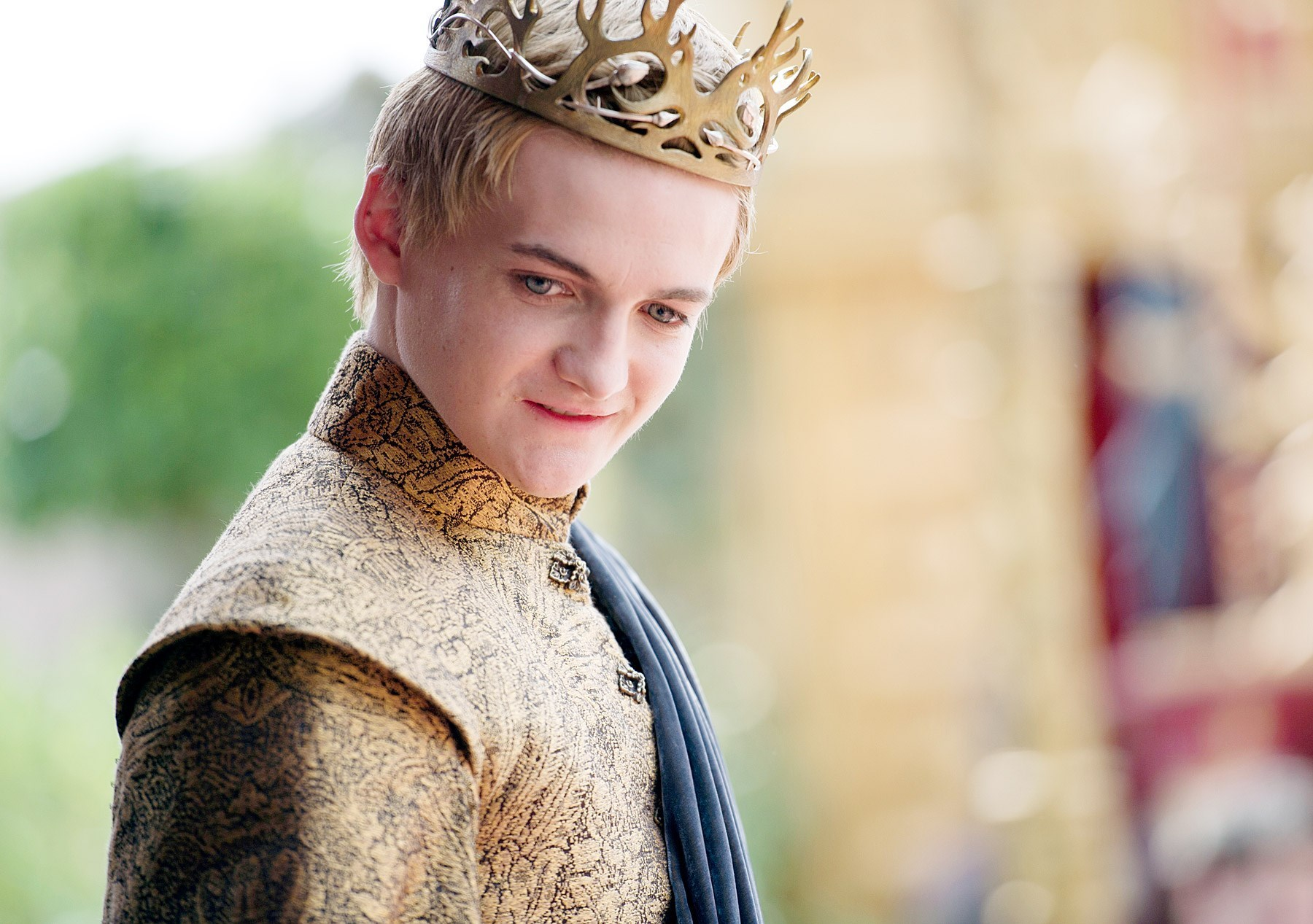jack gleeson game of thrones wallpaper 61571