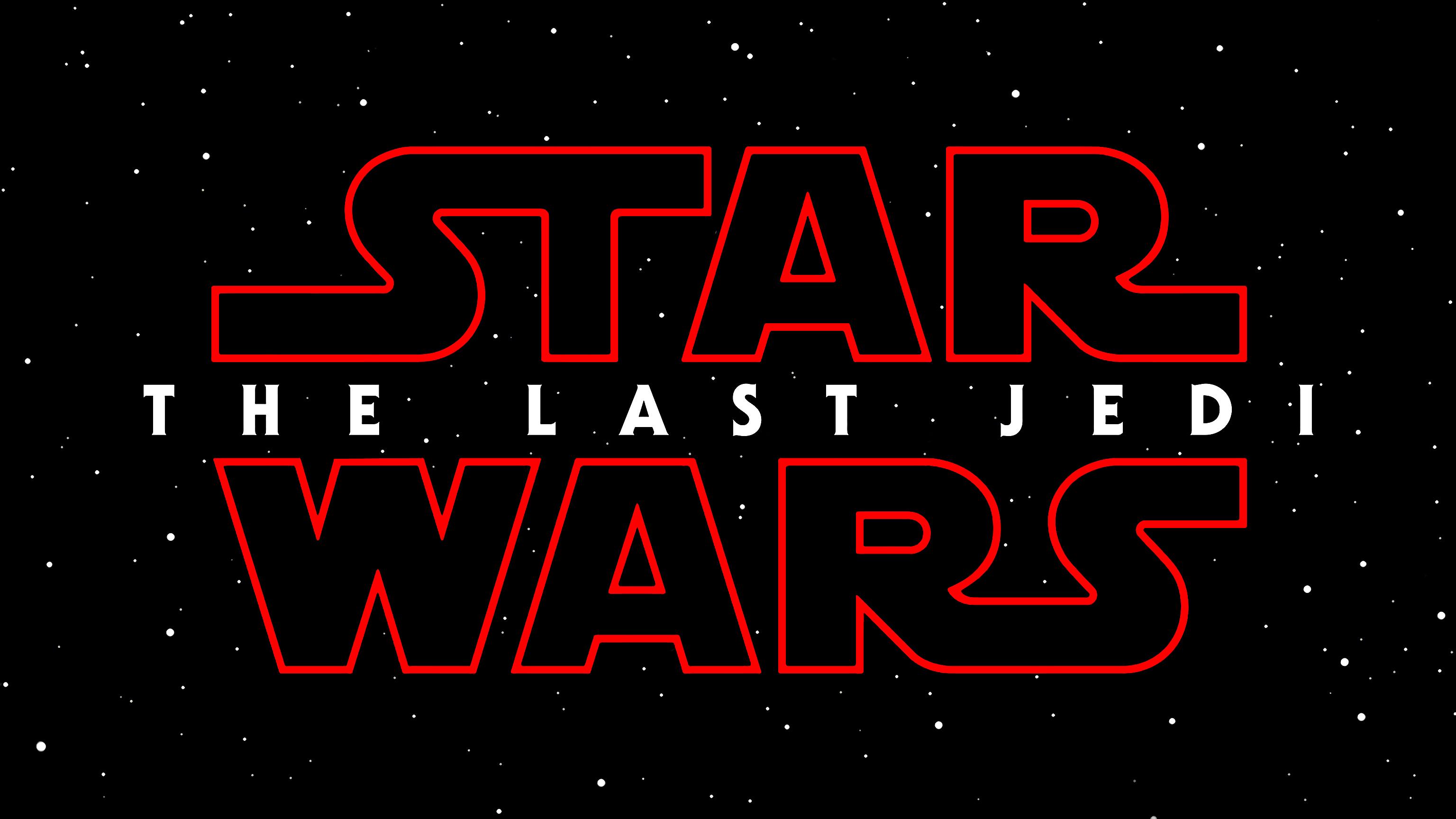 Star Wars The Last Jedi Logo Wallpaper Background 62372