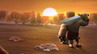 Clash Of Clans Desktop HD Wallpaper 62284