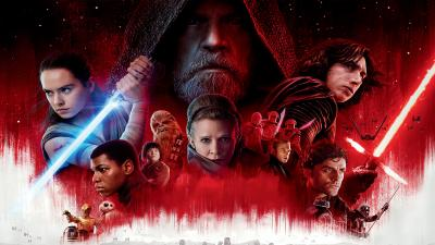 Star Wars The Last Jedi Movie Widescreen Wallpaper 62376