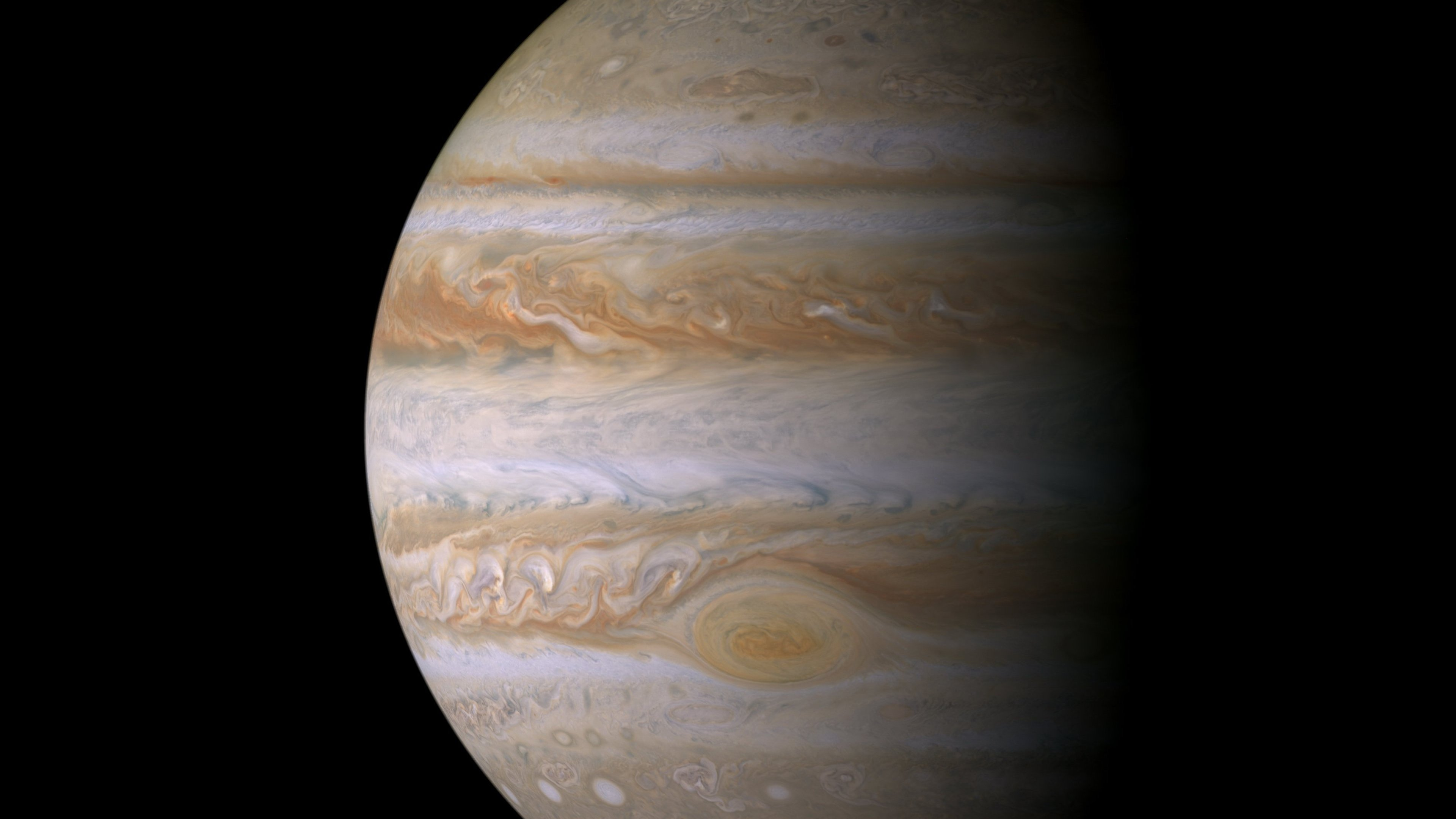 Jupiter Widescreen HD Wallpaper 62389