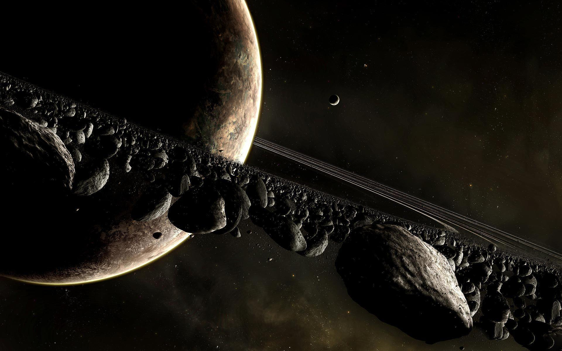 space saturn desktop wallpaper 62299