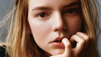 Anya Taylor Joy Face Wallpaper 61628
