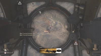 Call Of Duty WWII Ball Turret Gunner Wallpaper 62228