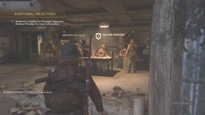 Call Of Duty WWII Major Howard Wallpaper 62230