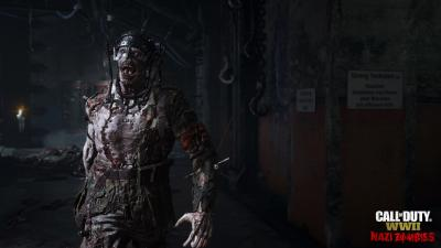 Call Of Duty WWII Nazi Zombies Wallpaper Background 62075